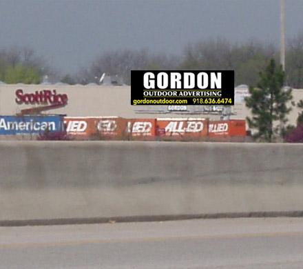 Broken Arrow Oklahoma billboard #37